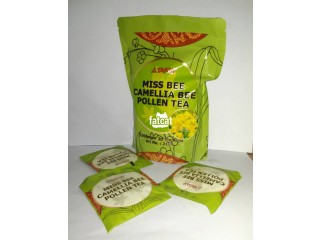 Tasly Miss Bee Camellia Bee Pollen Tea in Lagos for Sale