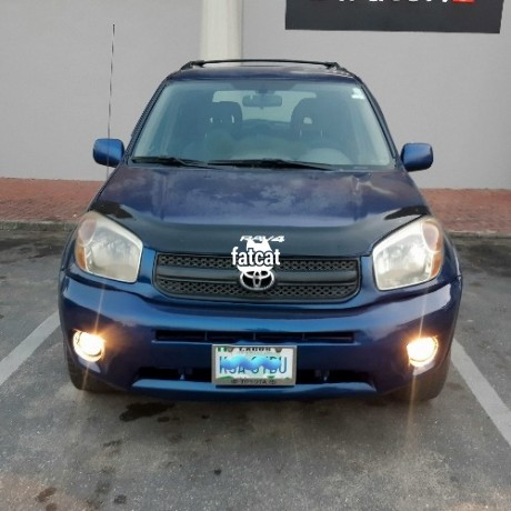 Classified Ads In Nigeria, Best Post Free Ads - used-toyota-rav4-2004-in-lagos-for-sale-big-0