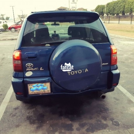 Classified Ads In Nigeria, Best Post Free Ads - used-toyota-rav4-2004-in-lagos-for-sale-big-4