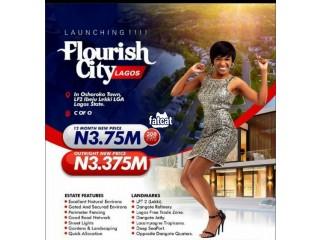 Plots of Land in Flourish City Estate, Ibeju Lekki, Lagos for Sale
