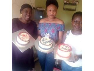 Cake Baking Training Class