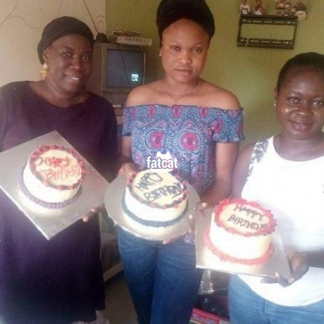 Classified Ads In Nigeria, Best Post Free Ads - cake-baking-training-class-in-ipaja-lagos-big-0