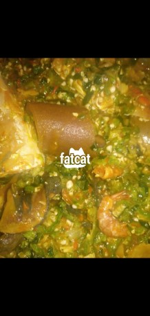 Classified Ads In Nigeria, Best Post Free Ads - seafood-okra-soup-in-ikeja-lagos-for-sale-big-0