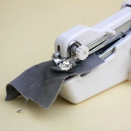 Classified Ads In Nigeria, Best Post Free Ads - handheld-sewing-machine-in-ikeja-lagos-for-sale-big-0