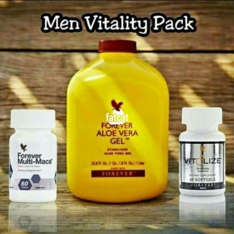 Classified Ads In Nigeria, Best Post Free Ads - forever-men-vitality-pack-in-lagos-for-sale-big-0