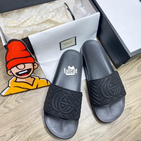 Classified Ads In Nigeria, Best Post Free Ads - designer-slippers-slides-in-lagos-for-sale-big-0