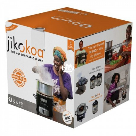 Classified Ads In Nigeria, Best Post Free Ads - jikokoa-clean-and-fast-charcoal-stove-in-lagos-for-sale-big-0