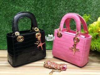 Ladies Mini Handbags in Lagos for Sale