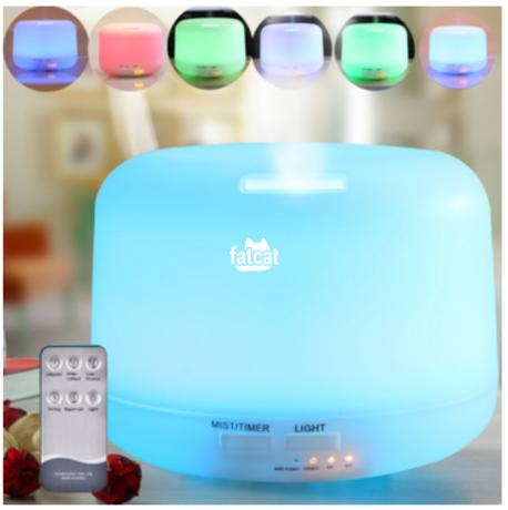 Classified Ads In Nigeria, Best Post Free Ads - ultrasonic-aromatherapy-humidifier-300ml-with-remote-control-in-port-harcourt-rivers-for-sale-big-0