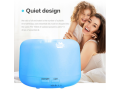 ultrasonic-aromatherapy-humidifier-500ml-with-remote-control-in-abuja-fct-for-sale-small-1