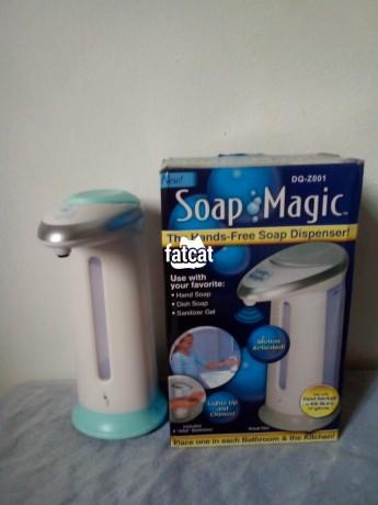 Classified Ads In Nigeria, Best Post Free Ads - automatic-liquid-soap-dispenser-big-0