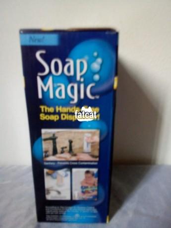 Classified Ads In Nigeria, Best Post Free Ads - automatic-liquid-soap-dispenser-big-3