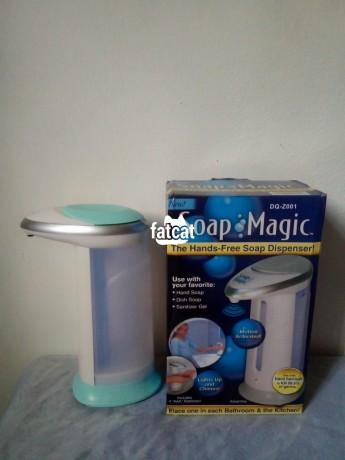 Classified Ads In Nigeria, Best Post Free Ads - automatic-liquid-soap-dispenser-big-1