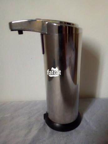 Classified Ads In Nigeria, Best Post Free Ads - automatic-hand-sanitizer-dispenser-big-0