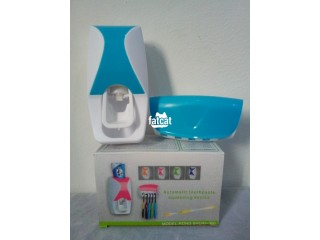 Semi Automatic Toothpaste Dispenser and Toothbrush Holder in Lagos for Sale