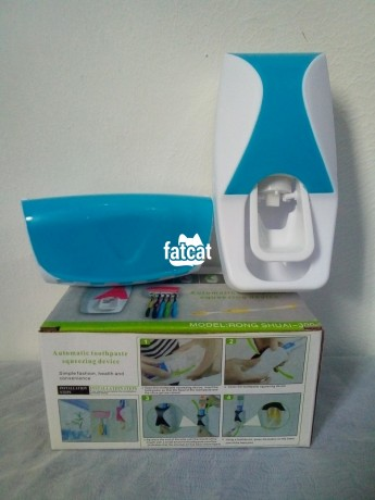 Classified Ads In Nigeria, Best Post Free Ads - toothpaste-dispenser-and-toothbrush-holder-in-lagos-for-sale-big-3