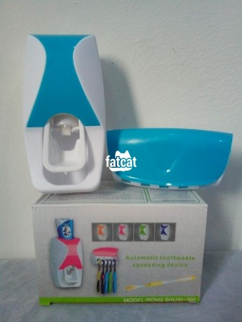 Classified Ads In Nigeria, Best Post Free Ads - toothpaste-dispenser-and-toothbrush-holder-in-lagos-for-sale-big-0
