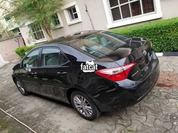Classified Ads In Nigeria, Best Post Free Ads - used-toyota-corolla-2015-in-lagos-for-sale-big-0
