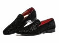 mens-velvet-loafers-shoes-in-lagos-for-sale-small-0