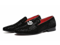mens-velvet-loafers-shoes-in-lagos-for-sale-small-2