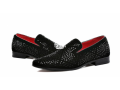 mens-velvet-loafers-shoes-in-lagos-for-sale-small-1