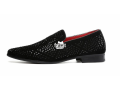 mens-velvet-loafers-shoes-in-lagos-for-sale-small-3
