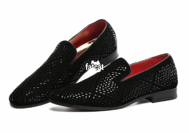 Classified Ads In Nigeria, Best Post Free Ads - mens-velvet-loafers-shoes-in-lagos-for-sale-big-0