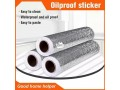 self-adhesive-oil-proof-fireproof-kitchen-aluminum-stickers-60cm-x-5m-silver-in-abuja-for-sale-small-3