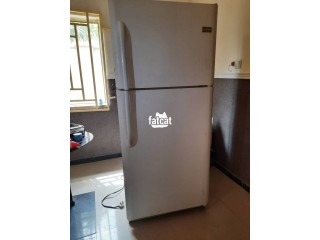 Double Door Fridge with Ice Maker in Kuje, (Abuja) for Sale