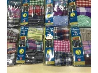 Mens Underwear | Singlet and Boxers in Ifako-Ijaiye, Lagos for Sale