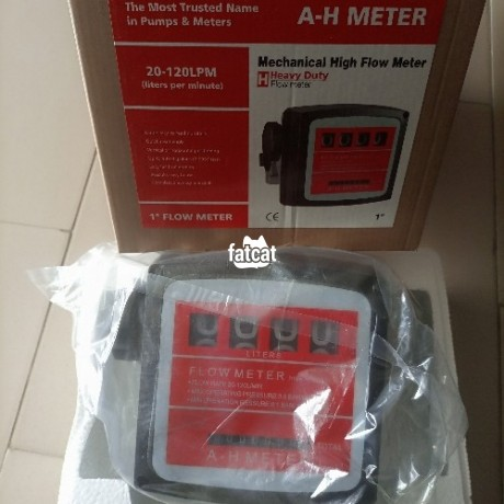 Classified Ads In Nigeria, Best Post Free Ads - a-h-meter-mechanical-high-flow-meter-in-port-harcourt-rivers-for-sale-big-0