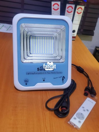 Classified Ads In Nigeria, Best Post Free Ads - solar-flood-light-in-lagos-for-sale-big-3