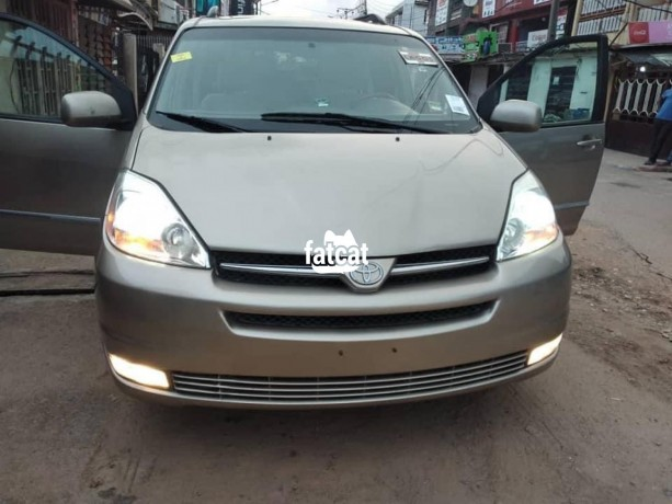 Classified Ads In Nigeria, Best Post Free Ads - used-toyota-sienna-2006-in-lagos-for-sale-big-0