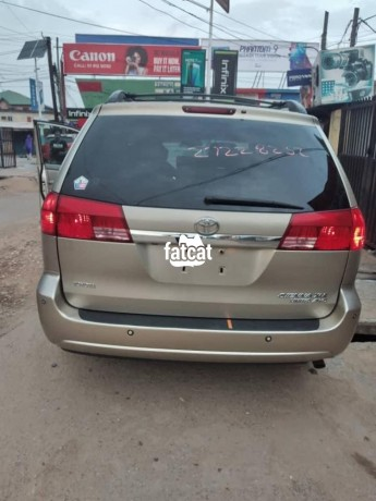 Classified Ads In Nigeria, Best Post Free Ads - used-toyota-sienna-2006-in-lagos-for-sale-big-1