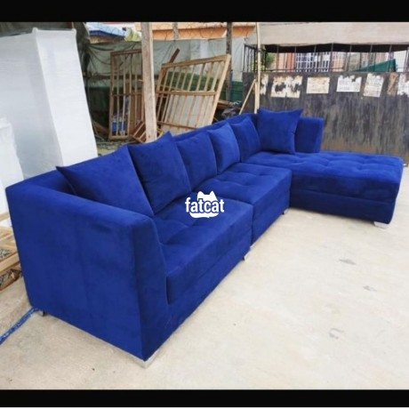 Classified Ads In Nigeria, Best Post Free Ads - l-shape-sofa-in-port-harcourt-rivers-for-sale-big-0