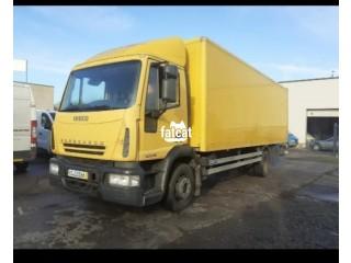 12 Ton Iveco Truck