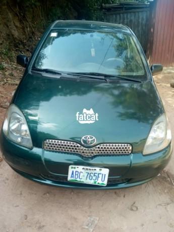 Classified Ads In Nigeria, Best Post Free Ads - toyota-yaris-2004-in-ibadan-oyo-for-sale-big-0