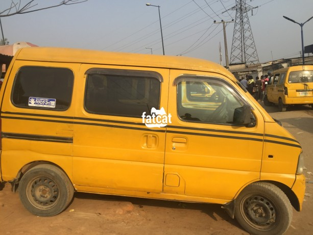 Classified Ads In Nigeria, Best Post Free Ads - suzuki-every-mini-bus-in-kosofe-lagos-for-sale-big-1