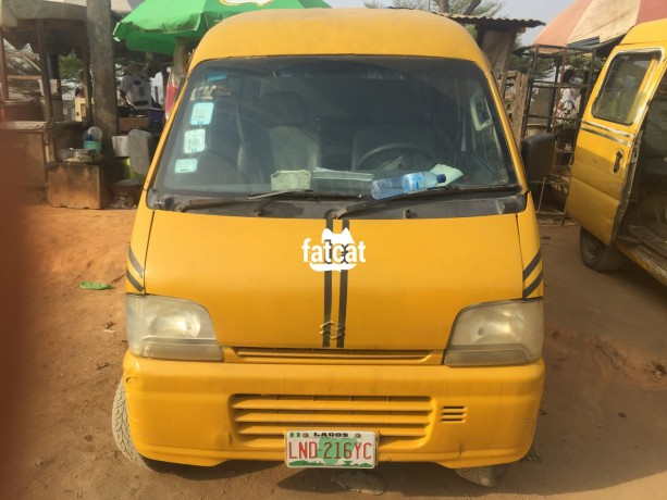 Classified Ads In Nigeria, Best Post Free Ads - suzuki-every-mini-bus-in-kosofe-lagos-for-sale-big-0