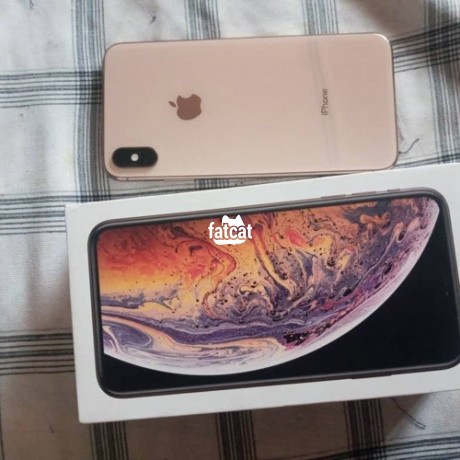 Classified Ads In Nigeria, Best Post Free Ads - apple-iphone-xs-max-256gb-in-lagos-for-sale-big-1