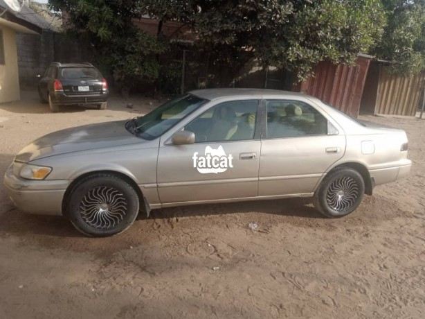 Classified Ads In Nigeria, Best Post Free Ads - toyota-camry-1999-pencil-light-in-lugbe-district-abuja-for-sale-big-0