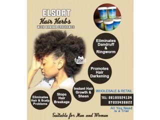 Elsort Hair Cream