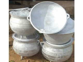 Iron Pots (Ikokorin) in Ibadan, Oyo for Sale