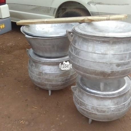 Classified Ads In Nigeria, Best Post Free Ads - iron-pots-ikokorin-in-ibadan-oyo-for-sale-big-2