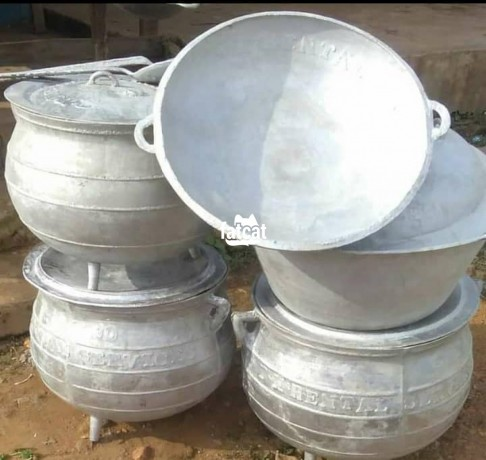 Classified Ads In Nigeria, Best Post Free Ads - iron-pots-ikokorin-in-ibadan-oyo-for-sale-big-0