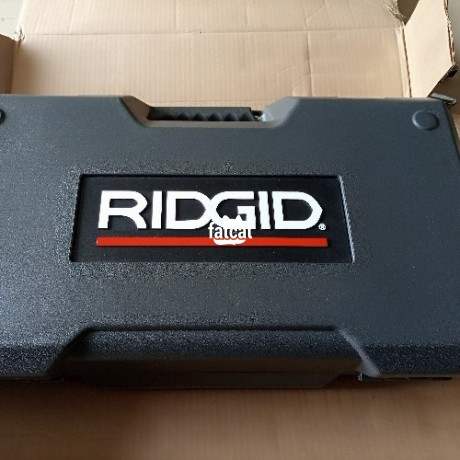 Classified Ads In Nigeria, Best Post Free Ads - ridgid-36475-exposed-6-ratchet-threader-set-12-to-2-big-1