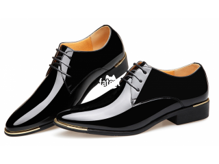 Men's Bright Leather Fashion Shoes in Alimosho, Lagos for Sale