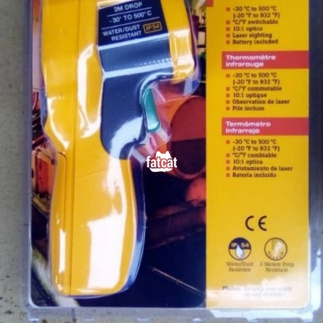 Classified Ads In Nigeria, Best Post Free Ads - fluke-62-max-plus-infrared-thermometer-in-port-harcourt-rivers-for-sale-big-0