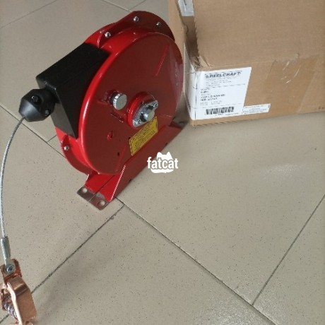 Classified Ads In Nigeria, Best Post Free Ads - reelcraft-heavy-duty-retractable-grounding-reel-50-ft-big-2