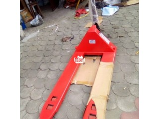 Classified Ads In Nigeria, Best Post Free Ads -Gazelle M30 Pallet Truck 3000 Kgs Capacity in Port-Harcourt, Rivers for Sale